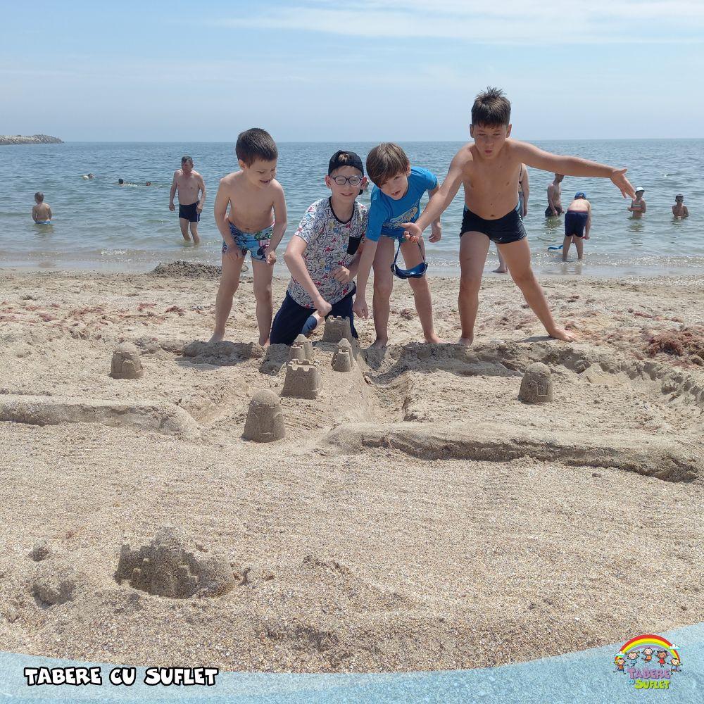 TabereCuSuflet - Castele de Nisip
